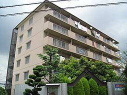 大阪府摂津市鶴野1丁目の賃貸マンションの外観