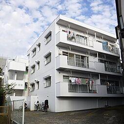 コーポ富瀬[2階]の外観