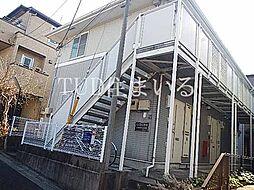 ハンプトンコート[1階]の外観