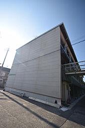 大阪府南河内郡河南町大字一須賀の賃貸マンションの外観