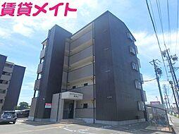 ロイヤルハートピア郷津 B棟[5階]の外観