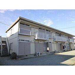 石川ハイツB[2階]の外観