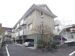 京都府京都市伏見区葭島矢倉町の賃貸アパートの外観