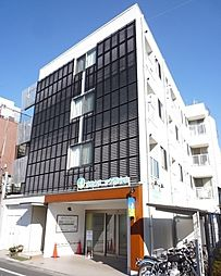 東京都品川区小山6丁目の賃貸マンションの外観