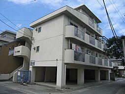 コーポ福島[205号室]の外観