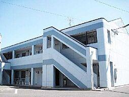 愛知県一宮市北今字苗代三ノ切の賃貸アパートの外観