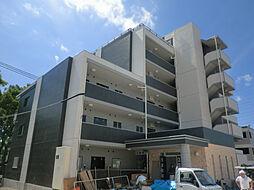 兵庫県姫路市飾磨区野田町の賃貸マンションの外観