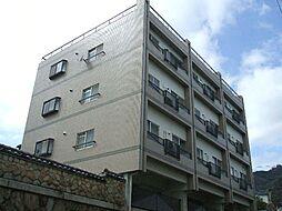 兵庫県神戸市灘区天城通6丁目の賃貸マンションの外観