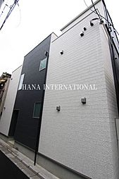 東京都足立区柳原2丁目の賃貸アパートの外観
