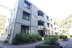 兵庫県神戸市兵庫区平野町の賃貸マンションの外観