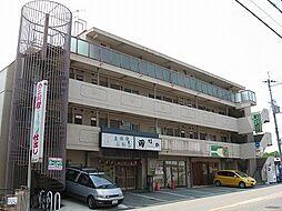 兵庫県神戸市北区道場町日下部の賃貸マンションの外観