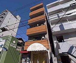 京都府京都市上京区千本通出水上る尼ケ崎横町の賃貸マンションの外観