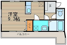 Grand Soliel Yako[2階]の間取り