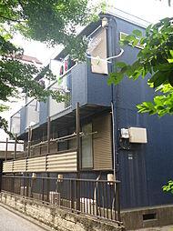 コーポ福島[203号室]の外観