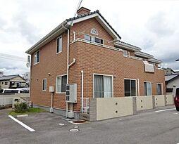 [タウンハウス] 広島県東広島市西条西本町 の賃貸【/】の外観