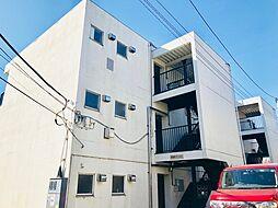 栄里第一マンション[301号室]の外観