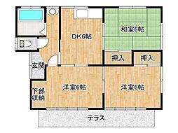 福田町駅 6.3万円