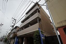 神奈川県横浜市鶴見区岸谷1丁目の賃貸マンションの外観