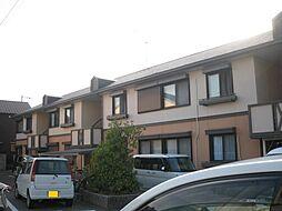 グランソレイユA[1階]の外観