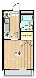 高尾駅 3.4万円