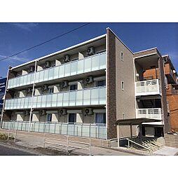 神奈川県相模原市緑区橋本2丁目の賃貸アパートの外観
