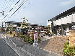 兵庫県姫路市花田町勅旨の賃貸アパートの外観