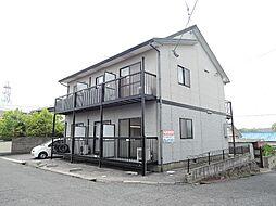 福岡県北九州市八幡西区藤原2丁目の賃貸アパートの外観