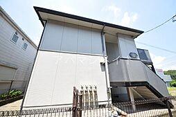 フレグランス東戸塚[1階]の外観