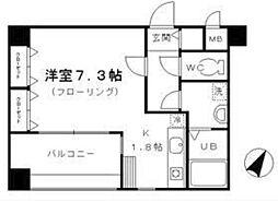 ファインクレスト仲宿[4階]の間取り
