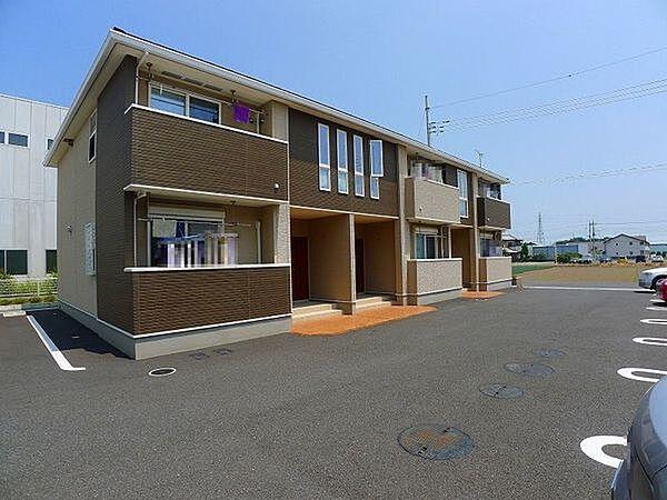 ウィステリア II 1階の賃貸【群馬県 / 太田市】