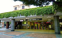 田園調布駅(1000m)