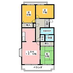 東山公園駅 9.5万円