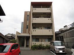 滋賀県大津市春日町1丁目の賃貸マンションの外観