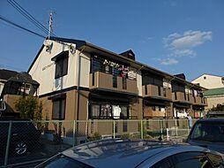 田辺ロイヤルハイツ[202号室号室]の外観