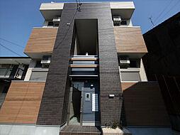愛知県名古屋市北区水切町7の賃貸アパートの外観