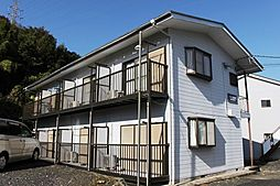 神奈川県横浜市港北区大曽根台の賃貸アパートの外観