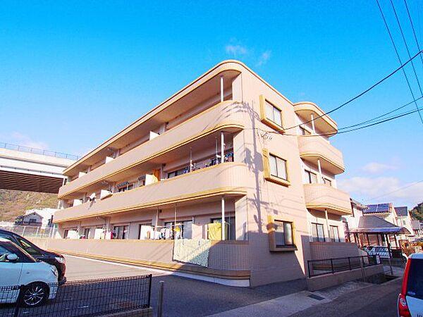 ロンドコーポラス 3階の賃貸【広島県 / 安芸郡海田町】
