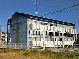 レジデンス東山 A[1階]の外観