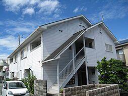 京口アパート[2階]の外観