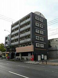 福岡県福岡市中央区笹丘2丁目の賃貸アパートの外観