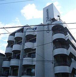 大阪府大阪市淀川区田川3丁目の賃貸マンションの外観