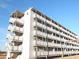 ビレッジハウス迎田4号棟[3階]の外観