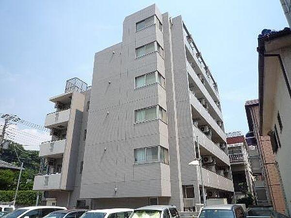 アーバンフォート横浜[4階]の外観