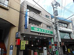 神奈川県横浜市港北区日吉本町1丁目の賃貸マンションの外観