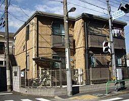 AMOUR TOKI[2階]の外観
