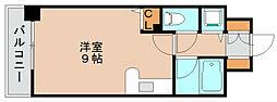 フレックス21博多2[10階]の間取り