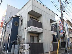 千葉県松戸市緑ケ丘1丁目の賃貸アパートの外観