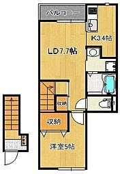 [タウンハウス] 新潟県新潟市中央区三和町 の賃貸【/】の間取り