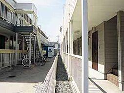 兵庫県相生市陸の賃貸アパートの外観