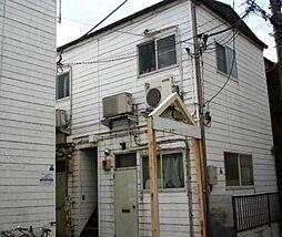 東京都荒川区南千住6丁目の賃貸アパートの外観